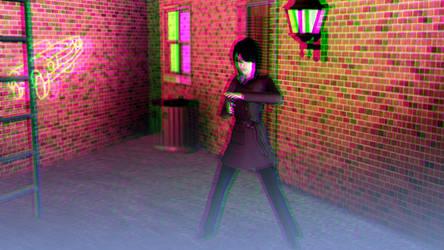 Don't mess with Stung Hornet Wallpaper 3D GM by BulldozerIvan