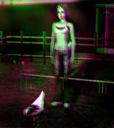Jawknee 3D Green-Magenta by BulldozerIvan