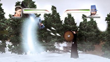 Hea vs. Chillingworth: Possible Battle Sequence by BulldozerIvan
