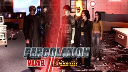 Crossover Proposal: Avengers Alliance: Percolation by BulldozerIvan