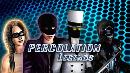Percolation: Legends Title Card by BulldozerIvan