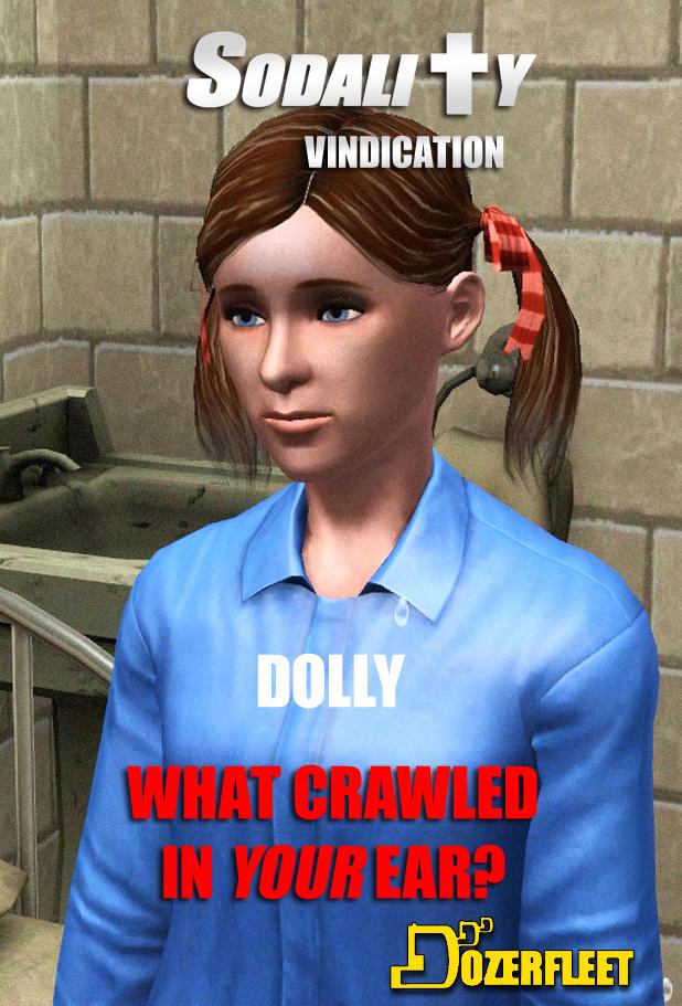 Sodality Vindication OitNB parody posters - Dolly by BulldozerIvan