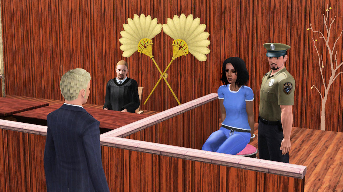 The Sodality Girls on Trial, Pt. 2 by BulldozerIvan