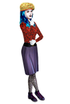Laney the Laughable MAAF Sprite by BulldozerIvan