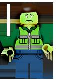 Lego Ion Boy by BulldozerIvan