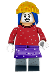 Lego Laney the Laughable by BulldozerIvan