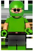 Lego Gummibabe by BulldozerIvan