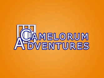 Camelorum Adventures Title Card