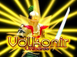 Official Volkonir Universe Title Card