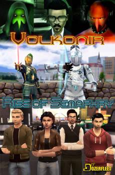 Volkonir: Rise of Semaphry poster 2016