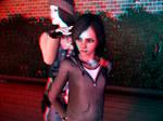 Candi's First Arrest 3D Red-Cyan