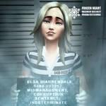 Elsa TS4 Mugshot - GregTerry commission