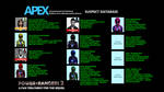 Power Rangers 2 FanTreatment-Apex Suspect Database