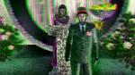 Flix's Promotion 3D Green-Magenta