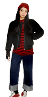 Ja Young Kim as Tabitha Pang (MichelleDae pack)