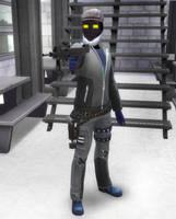 Gray Champion Shaken Dust Outfit 2 by BulldozerIvan