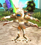 Levio's true form