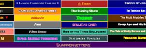 Dozerfleet franchise labels