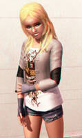 Celia Winehart 3D Red-Cyan (redux)