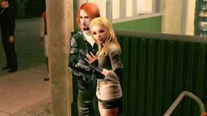 Jordan pledges his love to Celia
