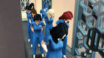 No Good Deed Goes Acknowledged - Sims 4 Version