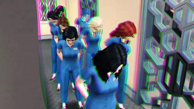 No Good Deed Goes Acknowledged -TS4 Trioscopics 3D by BulldozerIvan