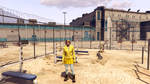 Lemon Witch in the Jail Yard