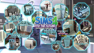 The Sims 4 Into the Future Conversions Stuff Pack