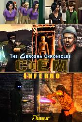 Ciem Inferno Poster 2019 by BulldozerIvan