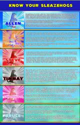Know Your Sleazehogs by BulldozerIvan