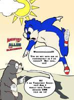 Adventures of Allen the Sleazehog 1 by BulldozerIvan
