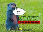 Live Action Allen the Sleazehog