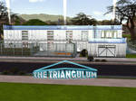 The Triangulum download for The Sims 4