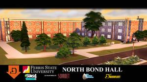 North Bond Hall TS4 - Discover University Edition