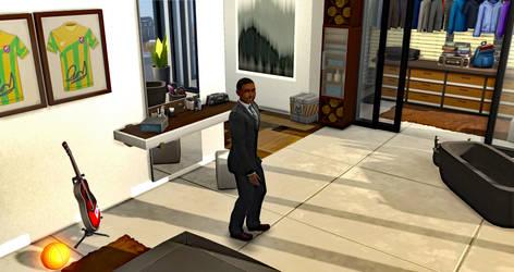 Grand Theft Game Engine