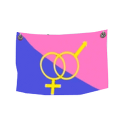Straight Flag for The Sims 4