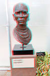 Langland's Sculpture 3D Red-Cyan