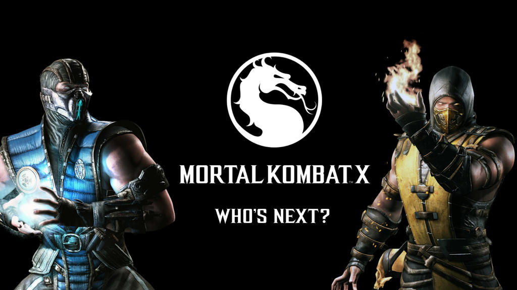 Mortal Kombat X Scorpion Vs Sub Zero Wallpaper By