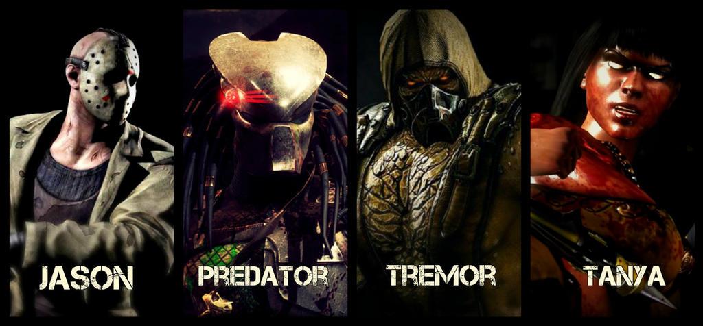 Mortal Kombat X Dlc Characters By Phasewalkingsiren On Deviantart