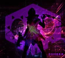 Overwatch - Sombra by PhasewalkingSiren