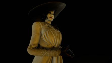 Resident Evil Village - Lady Dimitrescu (2)