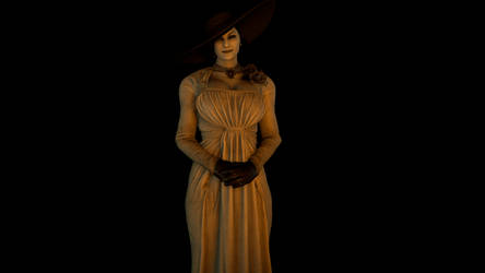 Resident Evil Village - Lady Dimitrescu (3)