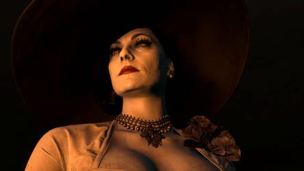 Resident Evil Village - Lady Dimitrescu (5)