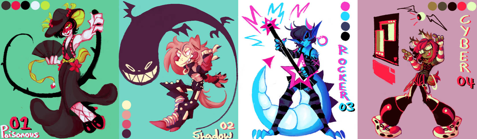 More Auction Adopts! [0/4] OPEN {$1 SB}