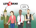Left 4 Dead Fan Art