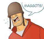 TF2 Headshots: Soldier