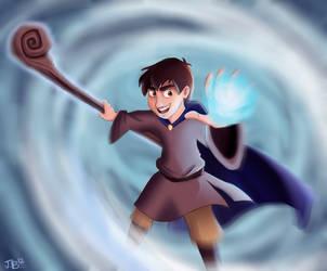 Magic by Calick