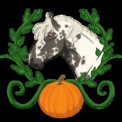 A pumpkin for you Lucifer