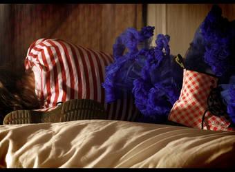 Blue Tutu by XS-Tarsier