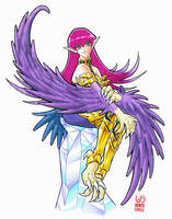 Harpie Lady Airo by Riomak